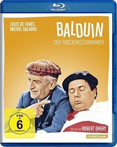 Balduin, der Trockenschwimmer [Blu-ray]