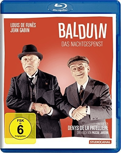 Balduin, das Nachtgespenst [Blu-ray]