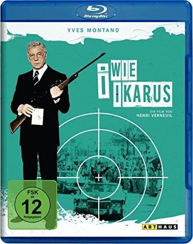 I wie Ikarus [Blu-ray]