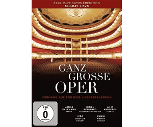 Ganz große Oper (+DVD) [Blu-ray]