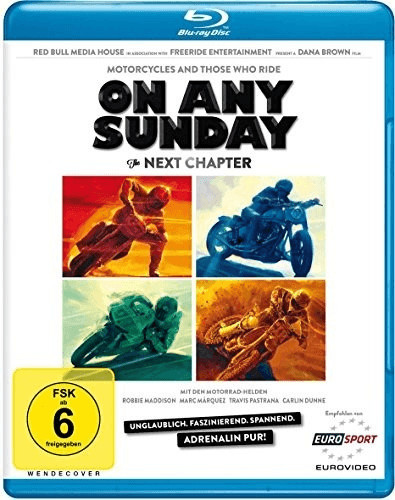 Image of On Any Sunday - The Next Chapter [Blu-ray]