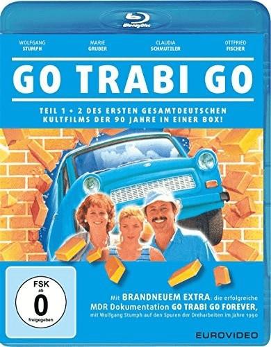 Go Trabi Go - Teil 1 + 2 [Blu-ray]