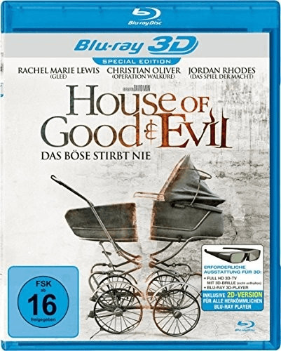 House of Good and Evil - Das Böse stirbt nie (3D) [Blu-Ray]