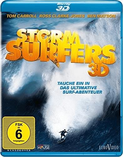 Storm Surfers (3D) [Blu-Ray]