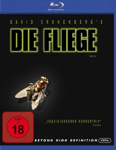 Die Fliege (1986) [Blu-ray]