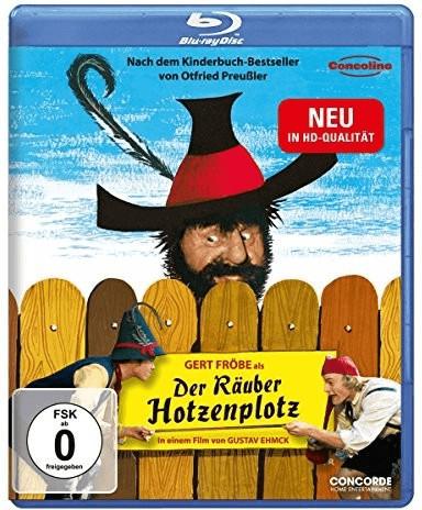 Der Räuber Hotzenplotz [Blu-ray]