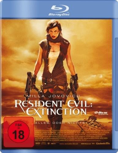 Image of Resident Evil 3 - Extinction [Blu-ray]
