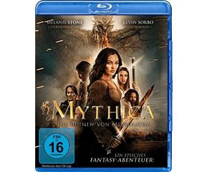 Mythica - Die Ruinen von Mediatha [Blu-ray]