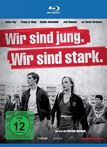 Wir sind jung wir sind stark [Blu-ray]