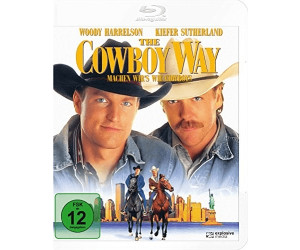 The Cowboy Way - Machen wir's wie Cowboys [Blu-ray]