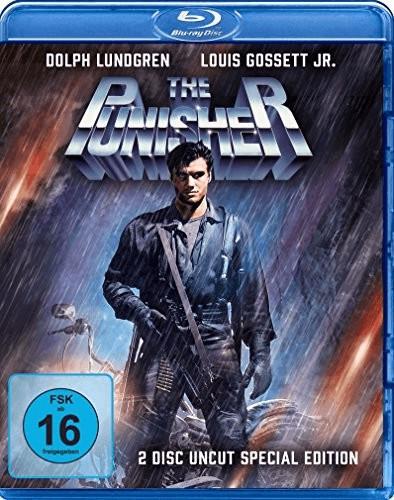 The Punisher (1 Blu-ray und 1 DVD) [Blu-ray]