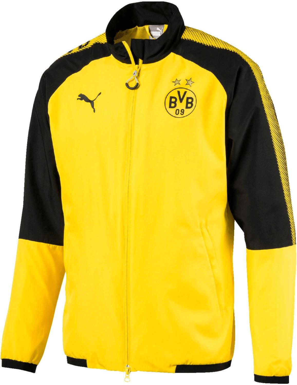 Puma BVB Freizeitjacke puma yellow/puma black