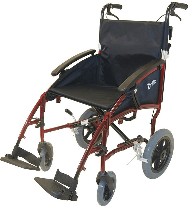 Drive Medical D-Lite 12,5'' Sitzbreite 45 cm