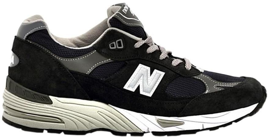 new balance 991 nere uomo