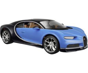 maisto bugatti chiron 1 24 blue au meilleur prix sur. Black Bedroom Furniture Sets. Home Design Ideas