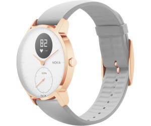 Sportuhr Damen Rosegold : Nokia steel hr roségold weiß ab 179 99 u20ac preisvergleich bei idealo.de