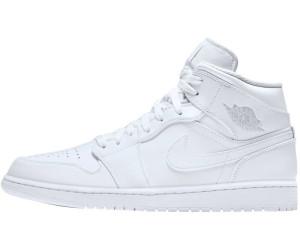 low priced ef718 644ef Nike Air Jordan 1 Mid Hi white/pure platinum a € 77,70 ...