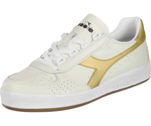 enorme sconto 29440 83136 Buy Diadora B.Elite L white/gold from £40.66 – Best Deals on ...
