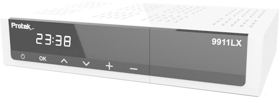 Protek 9911 LX E2 Linux Full HD HEVC H.265 Combo