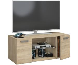 vcm tv wandboard jusa 95cm sonoma eiche ab 59 09. Black Bedroom Furniture Sets. Home Design Ideas
