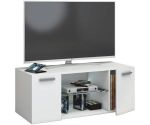 VCM TV-Wandboard Jusa 95cm Weiß