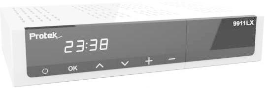Protek 9911 LX E2 Linux Full HD HEVC H.265 Comb...