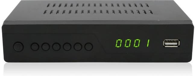 Micro Digital Full HD DVB-S2 12V (193016)