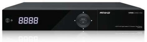Amiko Viper Combo HDD E2 Linux Sat HEVC H.265 P...