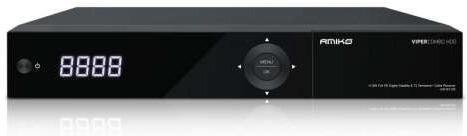 Amiko Viper Combo HDD E2 Linux Sat HEVC H.265 1TB