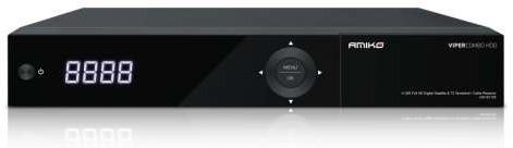 Amiko Viper Combo HDD E2 Linux Sat HEVC H.265