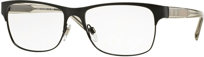 Image of Burberry BE1289 1007 (matte black)