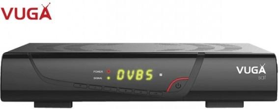 Vuga Vuga Sat Full HD Sat Receiver H.265 WLAN