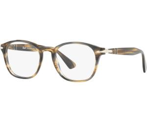 Persol PO3122V 1049 (striped brown grey) au meilleur prix sur idealo.fr 4734e093e968