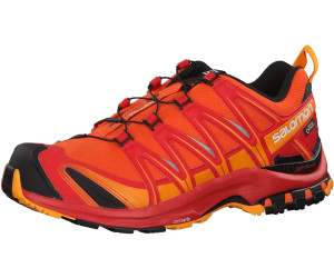 online store fast delivery exclusive shoes Salomon XA Pro 3D GTX scarlet ibis/fiery red/bright marigold ...