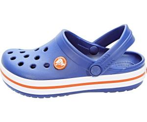 0c09edb01523 Buy Crocs Kids Crocband cerulean blue from £18.25 – Best Deals on ...