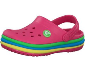 Crocs Rainbow Band Clog eNf6Fr