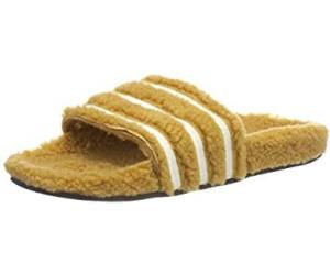 adidas Originals ADILETTE Hausschuh mesa chalk white core