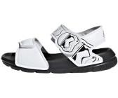 best service 9a3d1 19935 Adidas AltaSwim I Star Wars whitecore blackcore blackftwr white