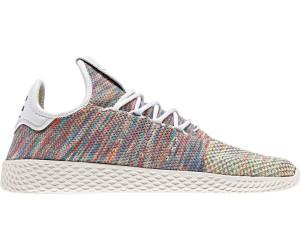 Adidas Pharrell Williams Tennis Hu Primeknit chalk white