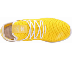 Adidas Pharrell Williams Tennis Hu bright yellowftwr white