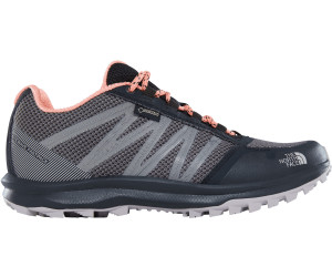 Trekkingschuhe THE NORTH FACE - Litewave Fastpack GTX GORE-TEX T93FX54GP Phantom Grey/Desert Flower Orange dSWn6vI