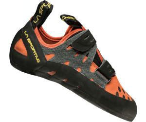 La Sportiva - Women's Tarantulace - Chaussons d'escalade taille 35, noir/gris