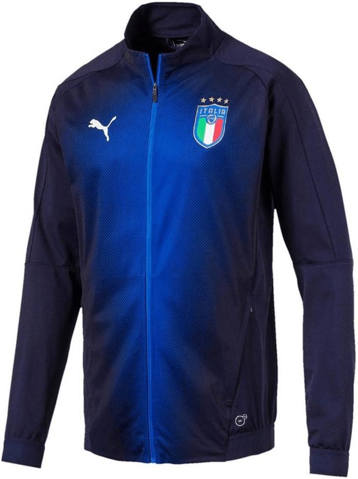 Puma Italien Trainingsjacke 2018 peacoat/team p...