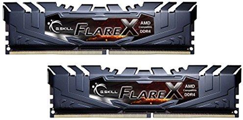 G.SKill Flare X 16GB Kit DDR4-3000 CL14 (F4-2933C14D-16GFX)