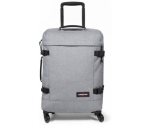 Valise cabine souple Eastpak Trans4 TSA S - 54 cm Black Denim noir