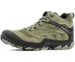 6bf9e6d381f Buy Merrell Chameleon 7 Limit Mid Waterproof from £64.99 – Best ...
