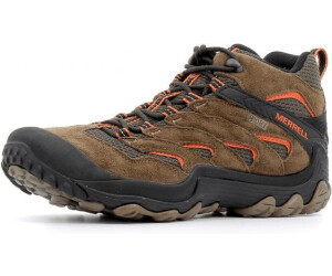 a5a20094b5 Buy Merrell Chameleon 7 Limit Mid Waterproof from £50.20 – Best ...