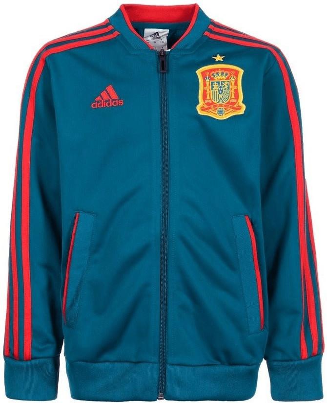 Adidas Spanien Jacke Kinder WM 2018 tribe blue/red