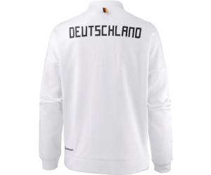 Adidas DFB Deutschland ZNE Jacke WM 2018 white ab 39,97