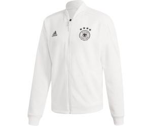 Adidas Germany ZNE Jacket WC 2018 blanc au meilleur prix sur